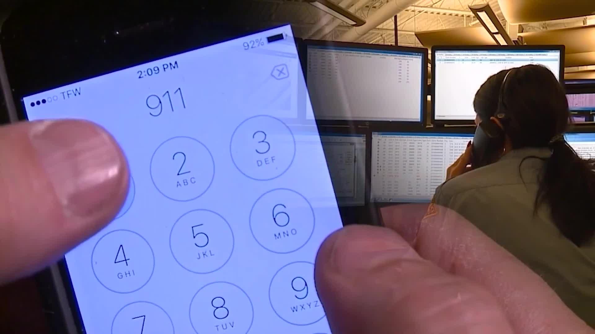 911 Call, Dispatch