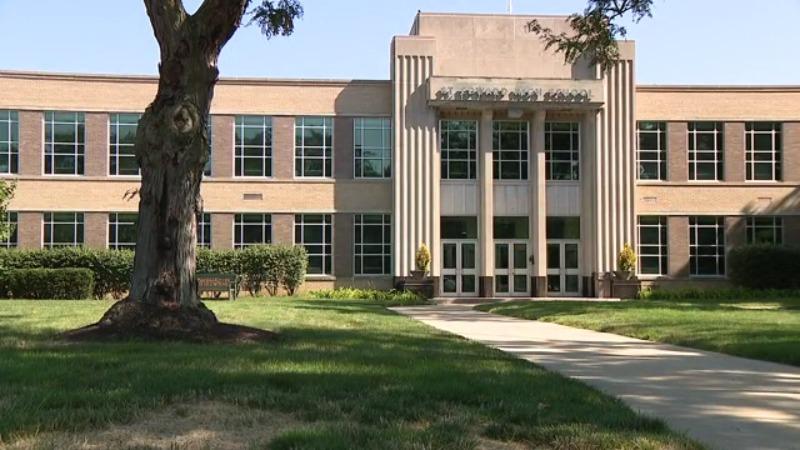 St. Edward High School