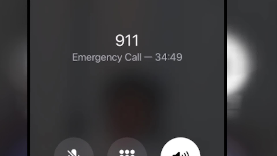 911 call, Cleveland dispatch