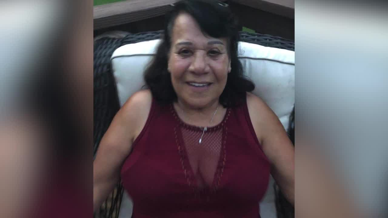 Elham Baddour, grandmother shot while pulling weeds in Cleveland