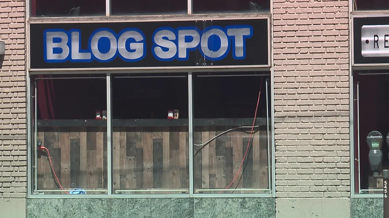 Blot Spot shooting in Downtown Cleveland