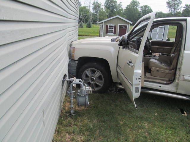 Avon truck crash