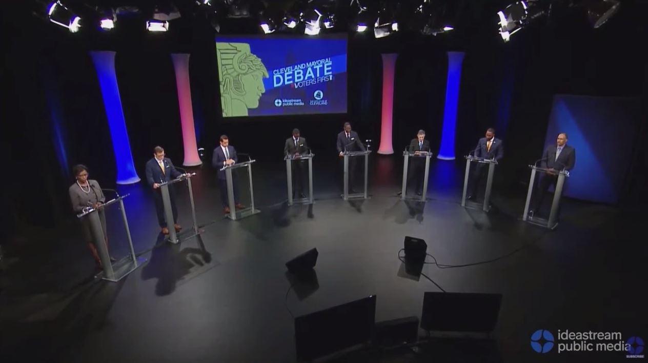 Cleveland mayoral debate