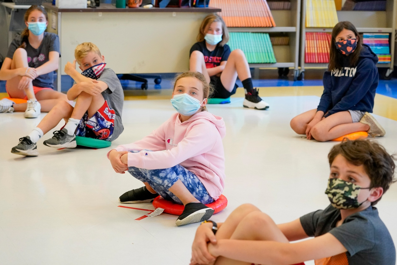 Lake County health recommending masks in schools; recognizing health, religious exemptions