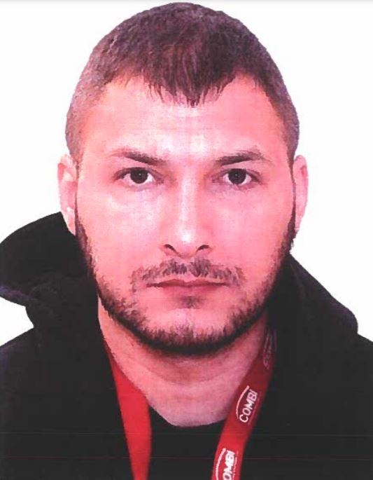 Andrew Dodson, explosives suspect