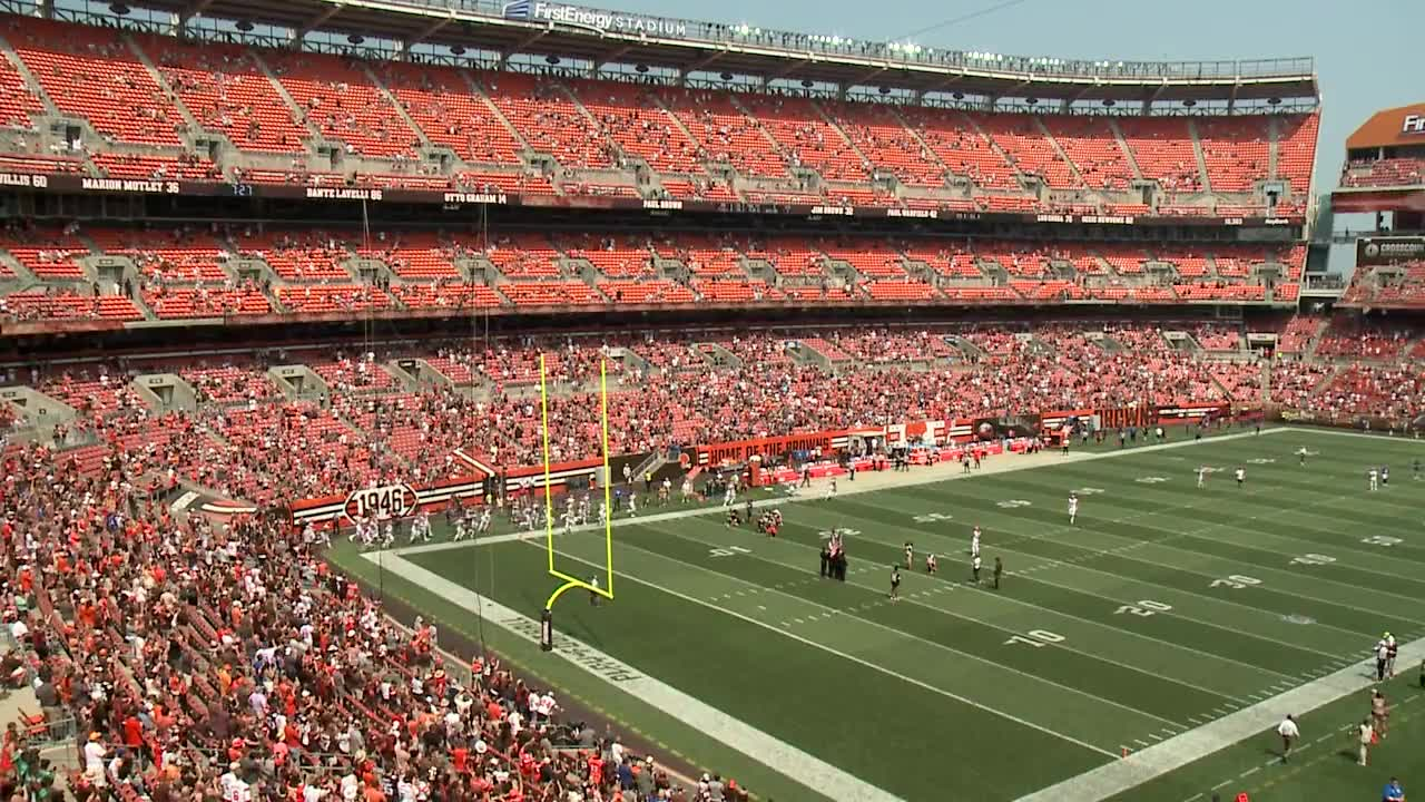 FirstEnergy Stadium, Cleveland Browns