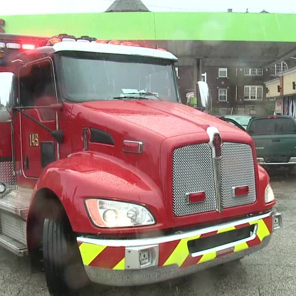 4-year-old found safe after vehicle stolen in East Cleveland with child inside