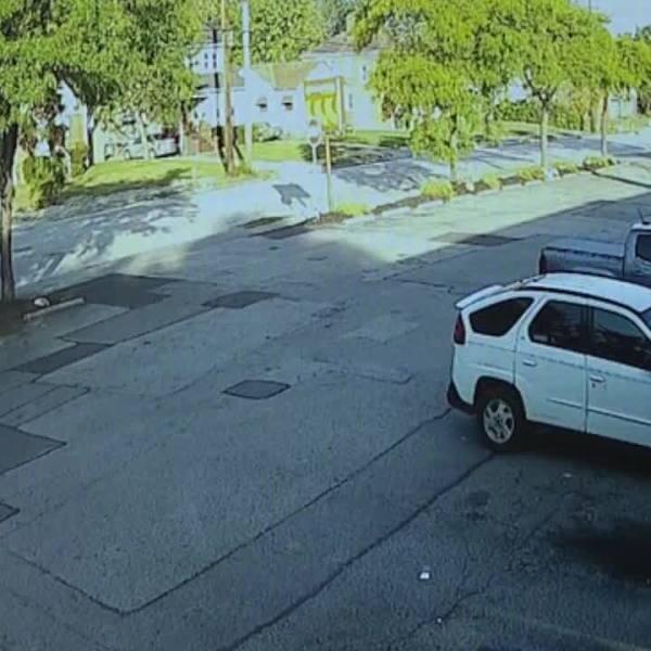 Euclid elderly woman attack, carjacking