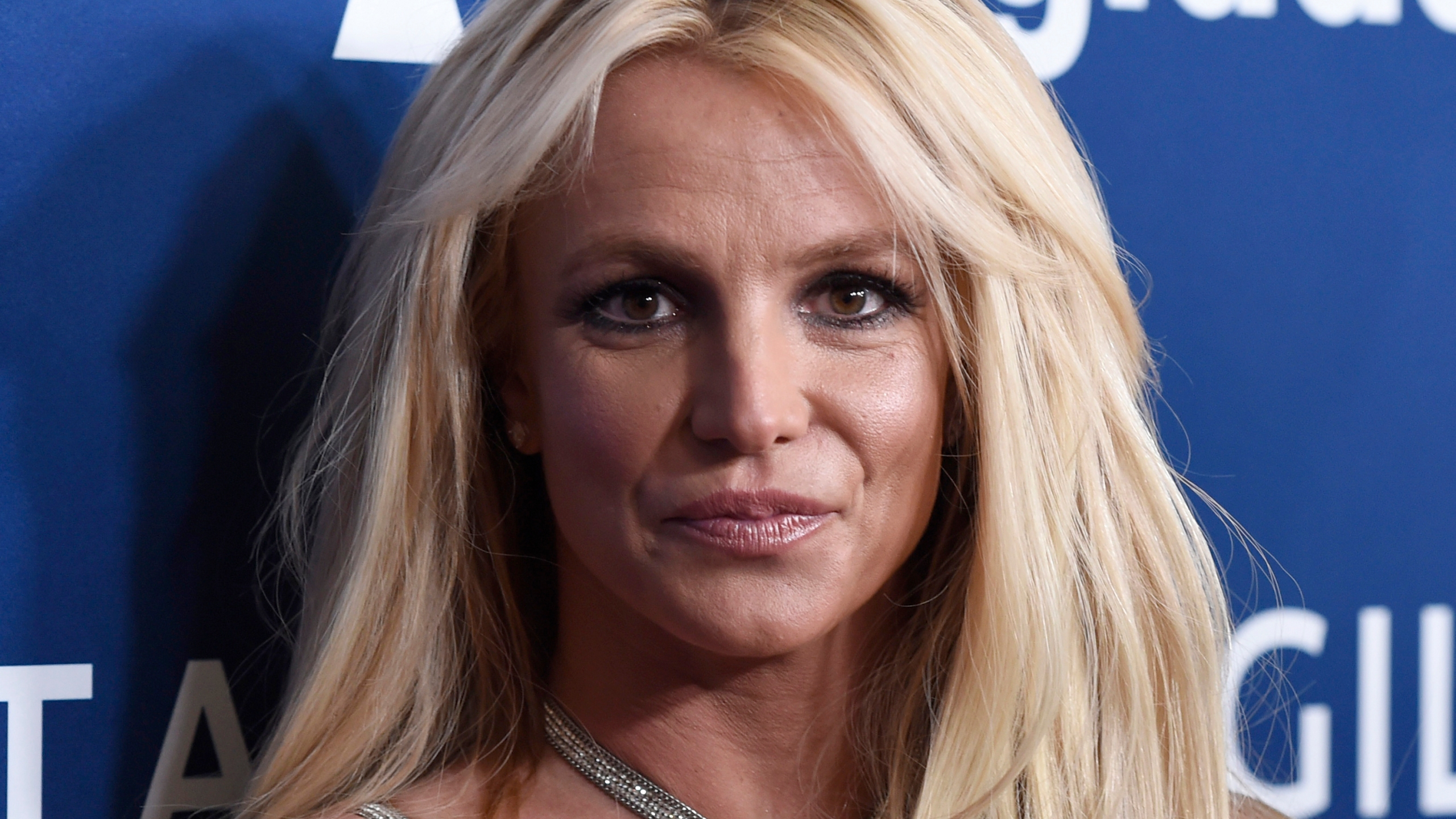 FILE - Britney Spears arrives at the 29th annual GLAAD Media Awards on April 12, 2018, in Beverly Hills, Calif. Authorities say they are investigating Spears for misdemeanor battery after a staff member at her home said the singer struck her. The Ventura County Sheriff's Office said Thursday, Aug. 19, 2021, that deputies responded to Spears home after the staff member reported the Monday night dispute. (Photo by Chris Pizzello/Invision/AP, File)