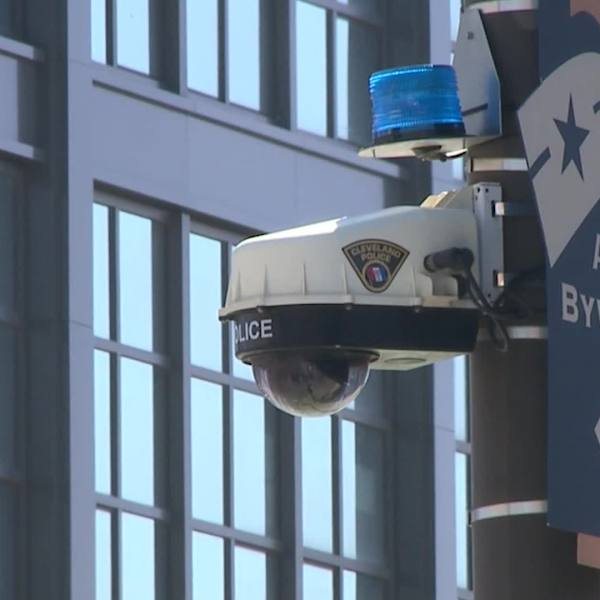 Cleveland security camera issues