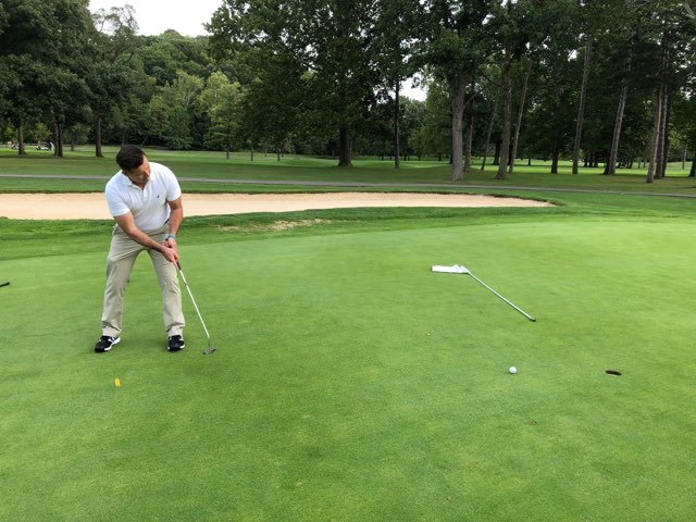All-star forged of FOX 8s Personal tees off at annual golf outing