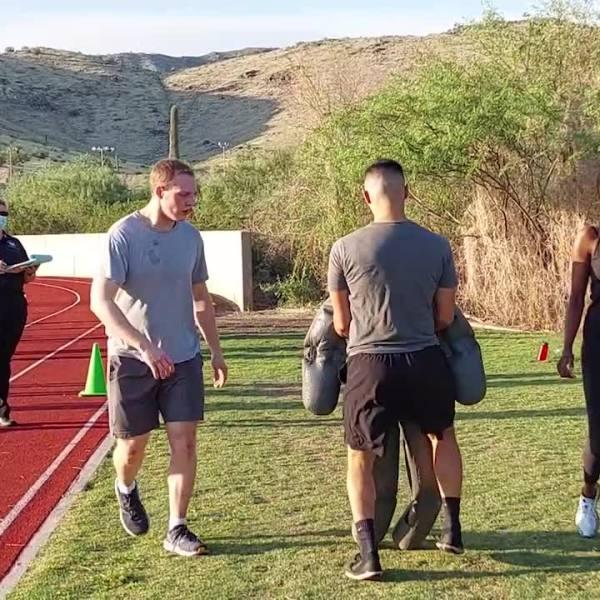 Phoenix police training, recruiting