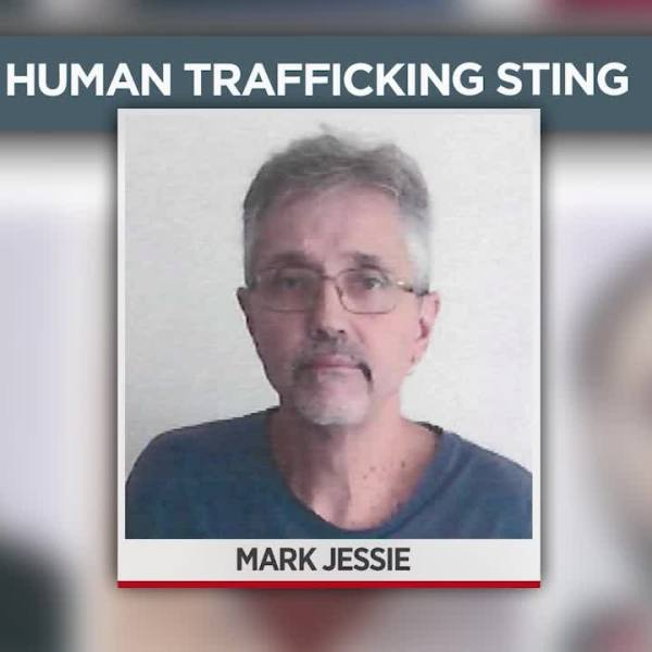 Elyria City Councilman Mark Jessie mugshot