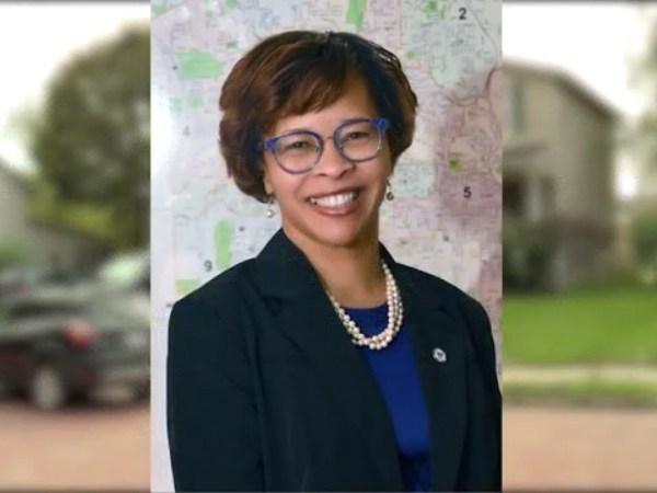 Akron City Councilwoman Tara Mosley-Samples home shot up