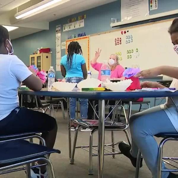 Northeast Ohio schools substitute teacher challenges