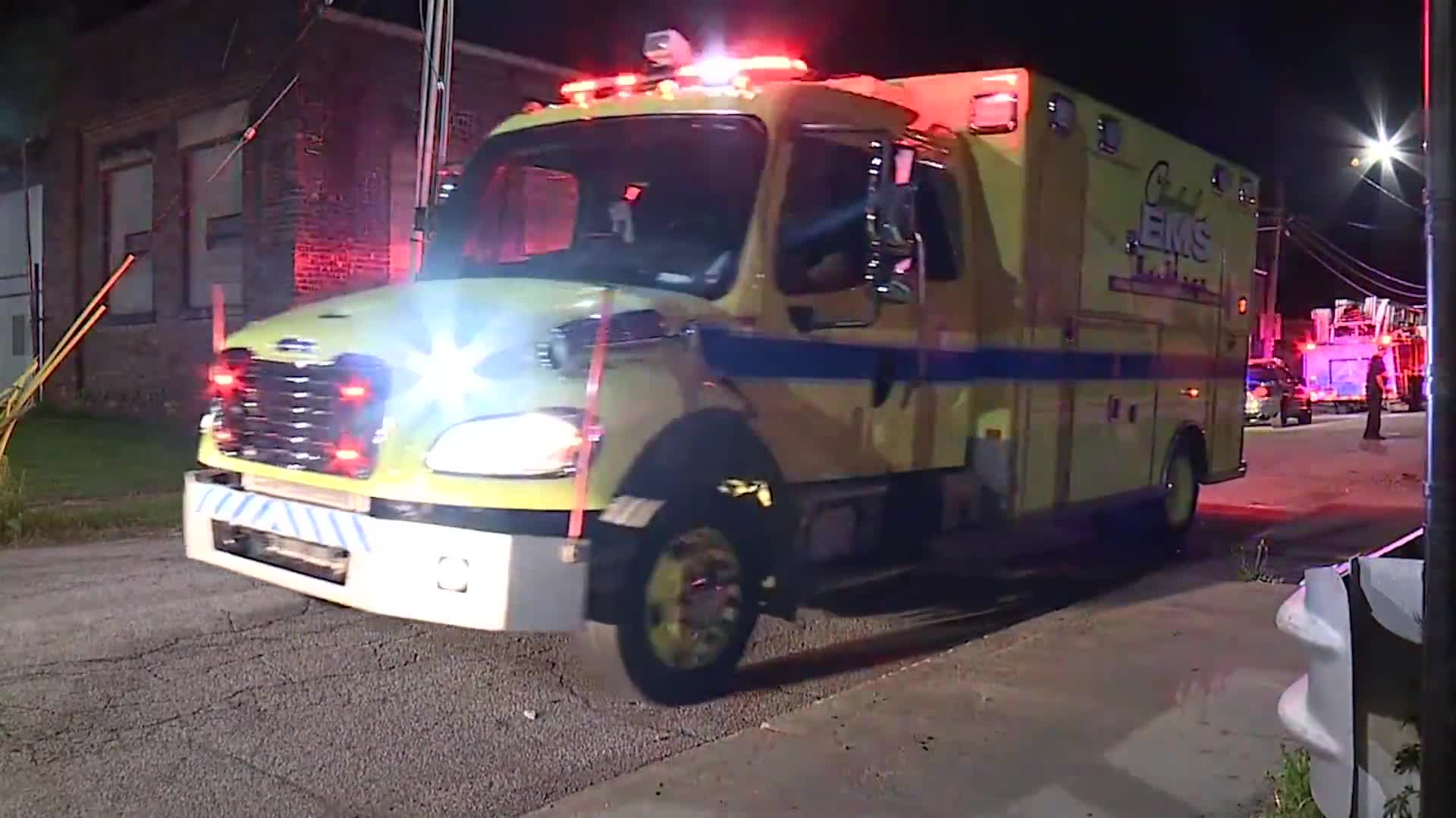 Cleveland EMS response times