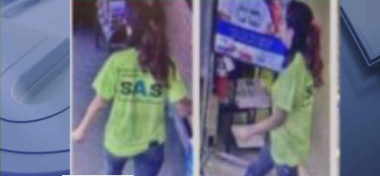 Woman passes note to cashier at South Carolina supermarket, says she fears man she's shopping with - WJW FOX 8 News Cleveland